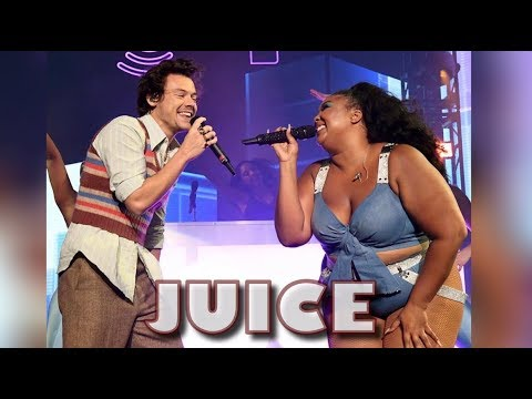 JUICE - HARRY STYLES & LIZZO