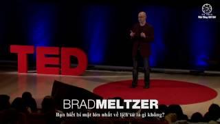 Video Viết nên câu chuyện của bạn và thay đổi lịch sử | Brad Meltzer download MP3, 3GP, MP4, WEBM, AVI, FLV November 2018