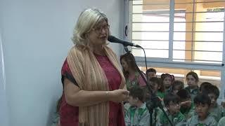 La provincia inauguró el anexo del Jardín de Infantes Nº 217 de Rafaela
