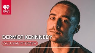 Gambar cover Dermot Kennedy Talks 'Without Fear,' Hip Hop Influences + More! | Exclusive Interview