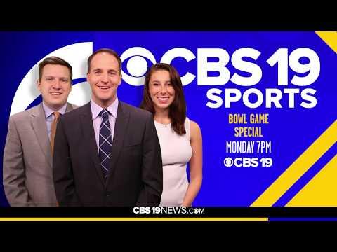 CBS19 Sports Bowl Game Special Sponsored By UVA Health & UVA Community Credit Union