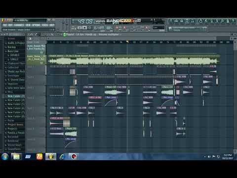 Arabic Fi Ha  ( Hard Kob Mix ) DJ Farhad Sk