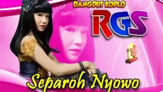 Gambar cover Tasya Rosmala-Separuh Nyowo-Dangdut Koplo-RGS