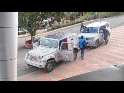 Mahindra Thar 2020 Accident Clip with Maruti Omni Very Rare Footage