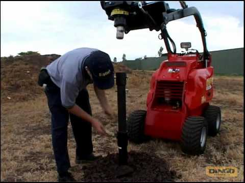 Dingo Australia Post Hole Digger