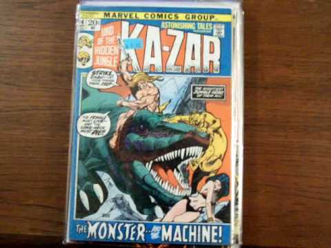 Amazing Adventures comics