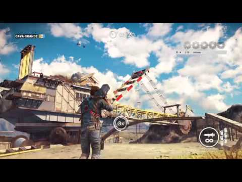 Just Cause 3 RPG FRENZY 2 (5 Gears)
