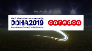 Ooredoo the national partner of IAAF World Athletic Championships 2019