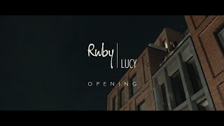 Ruby Lucy Opening Party in London