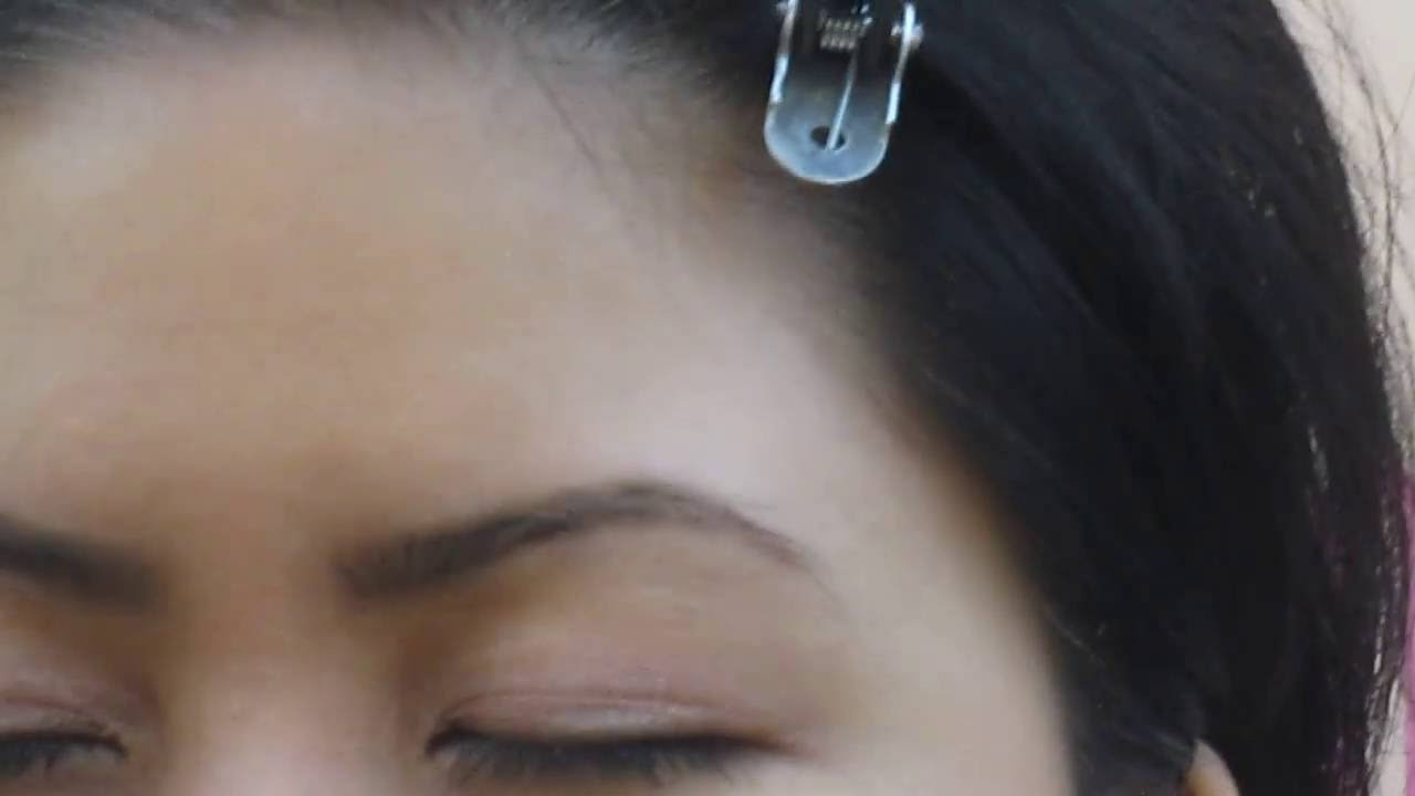 Eyebrow Shaping Before Waxing Benefit Brow Bar Youtube