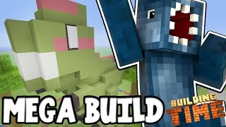 Minecraft Xbox - MY GREATEST BUILD!! - MEGA Building Time