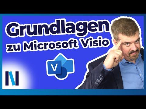 Microsoft Visio: Wir bringen Dir die Grundlagen näher!