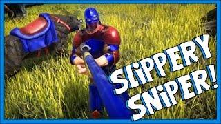 ARK: Survival Evolved - Slippery Sniper! [26]