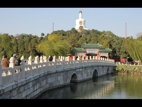 Beijing Beihai Park Tour