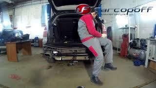Установка фаркопа на BMW X5 в ФаркопОФФ thumbnail