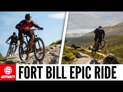 GMBN Epic Rides: The Fort William Red Giant