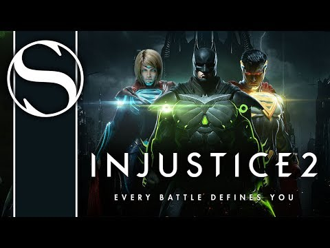 Injustice 2 Campaign Alternate Ending Hunt