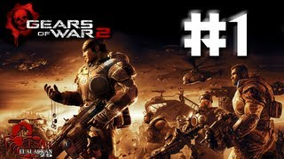Gears Of War 2 gameplay (Español Latino) Parte 1 (HD)