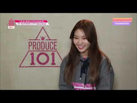 [Engsub] Produce 101 Ep.7 (CHUNG HA Cut)