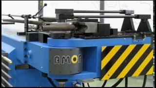Полуавтоматический дорновый трубогибочный станок (трубогиб) CH 60 CN1(, 2014-10-09T09:00:14.000Z)