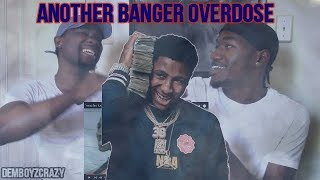 Youngboy Never Broke Again Overdose Official Audio Reaction