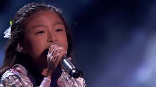 Celine TamHow Far I ll Goby Alessia Cara Semi Finals America s Got Talent 2017