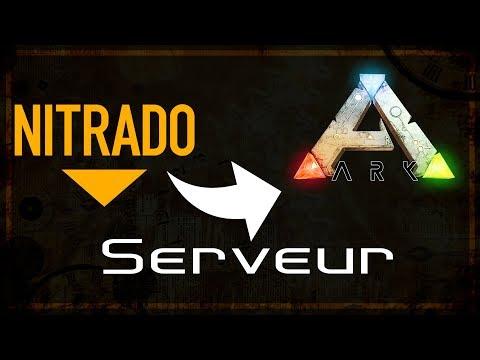 TUTO FR SERVEUR ARK NITRADO - VNKids top