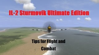 Tips for Flight and Combat - IL-2 Sturmovik Ultimate Edition #1