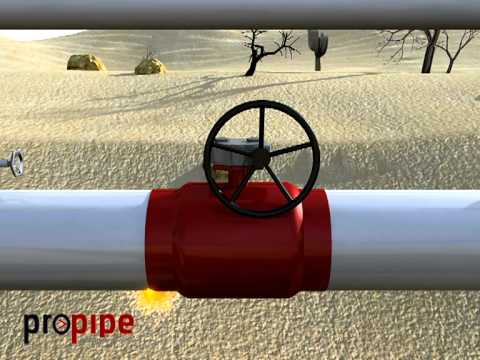 Hot Tap Gas and Oil Pipelines
