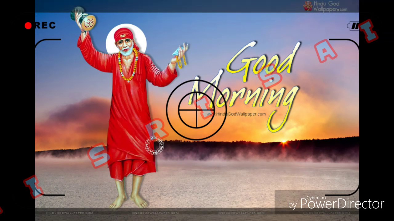 Sai Baba Morning Whatsapp Video Youtube