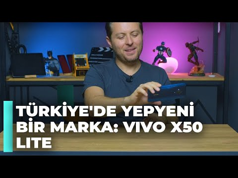 Türkiye'ye Hoş Geldin Vivo! X50 Lite İncelemesi  | Ahmet Can