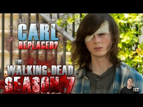 The Walking Dead Season 7 Episode 6 Swear – Could Chandler Riggs (Carl) Be Replaced?