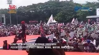 Meriahnya Deklarasi NA-ASS saat Ike Nurjanah Tampil di Panggung