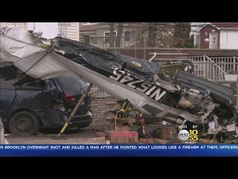 Bayonne Plane Crash