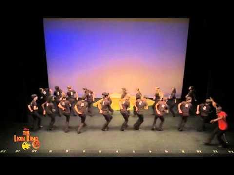 Grassland chant performance