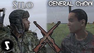 The Start of a WAR: Silo vs Gen. Chow (DayZ Standalone) Part 1