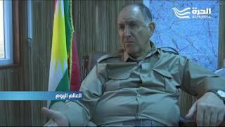 داعش يستغل سوء الاحوال الجوية ويشن هجوماً على القوات العراقية