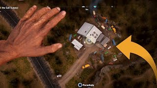 Far Cry 5 Cult Outpost Liberation [Stealth Gameplay]