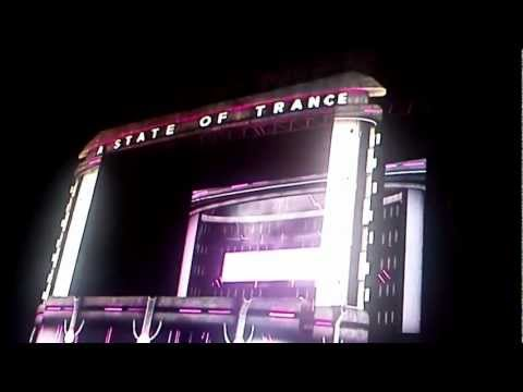 entrada Dash Berlin  State of trance Guatemala