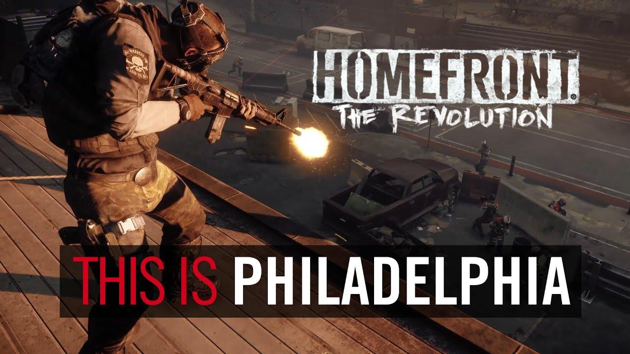 Game News Homefront The Revolution – Erscheinungsdatum und ...