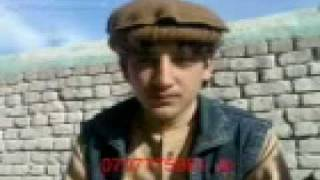 pashto small boy and beautiful tapy