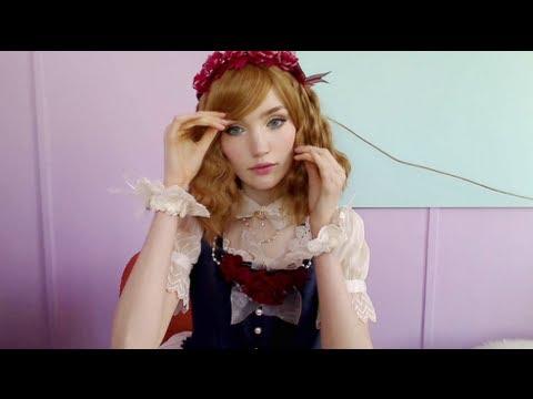 Claudia the Fairytale Princess Transformation~ Lolita