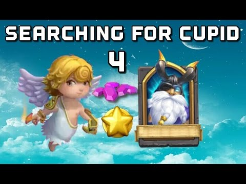 Castle Clash Searching For Cupid Pt.4