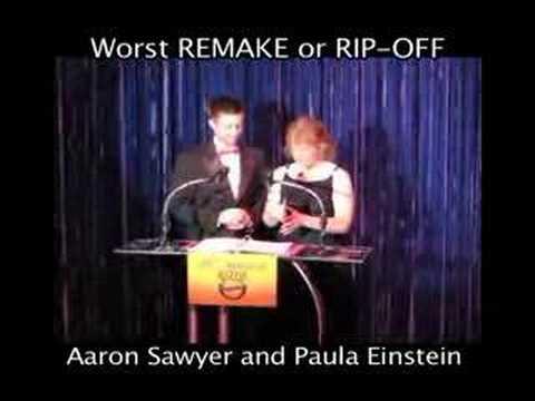 Golden Raspberry Awards 2008 -Clips