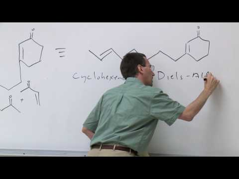 Chem 125. Advanced Organic Chemistry. 22. Retrosynthetic Analysis. Diels-Alder; Robinson Annulation.
