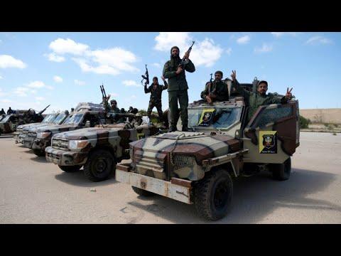 قمة دول الساحل والصحراء تدعو لوقف فوري لإطلاق النار وإحياء الحوار في ليبيا  - 12:55-2019 / 4 / 15