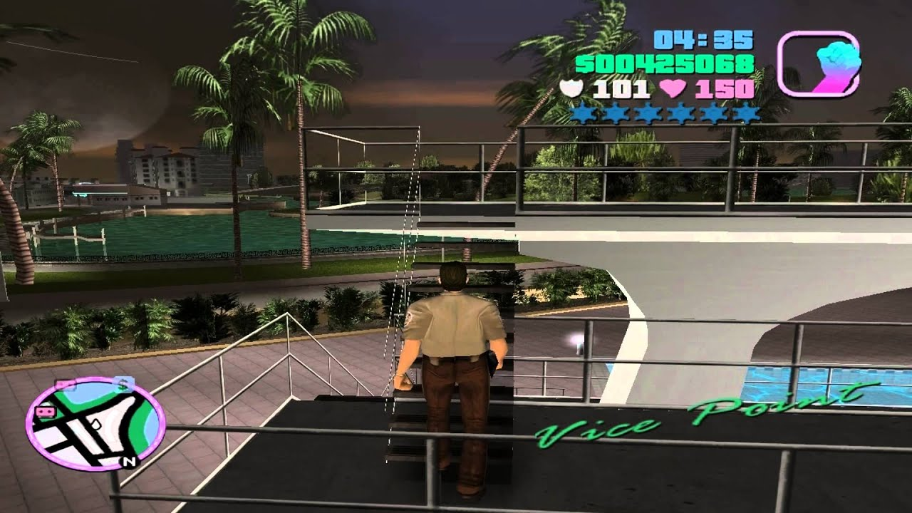 Gta vice city waffen karte
