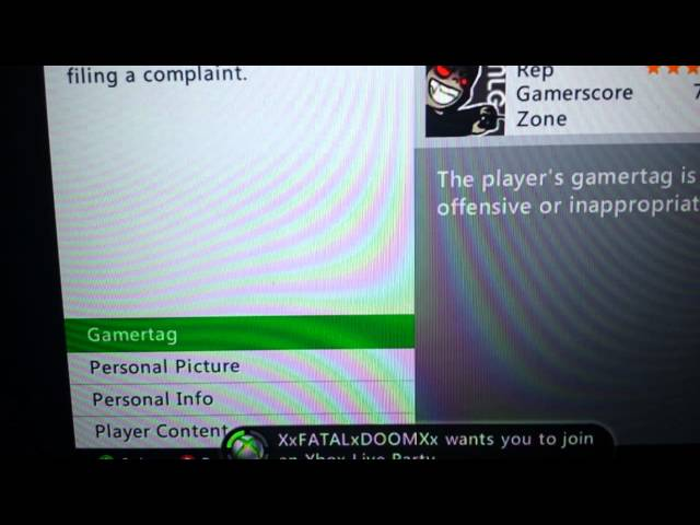 IVE BEEN BANNED! | Xbox 360 Account Ban For My First Time