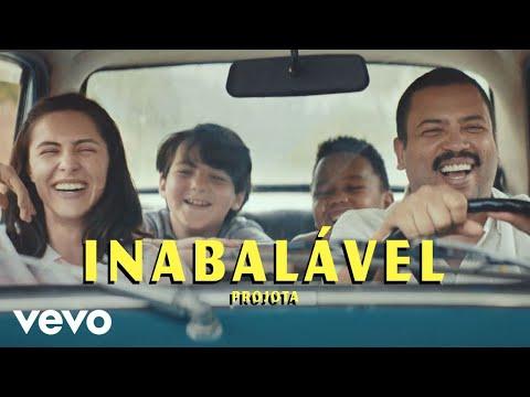 Смотреть клип Projota - Inabalável