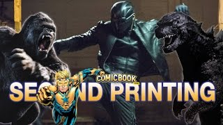 September 18, 2015: King Kong vs. Godzilla, Booster Gold Movies, & More!